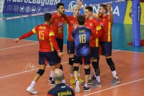 European League 2018 Czech Republic-Spain
