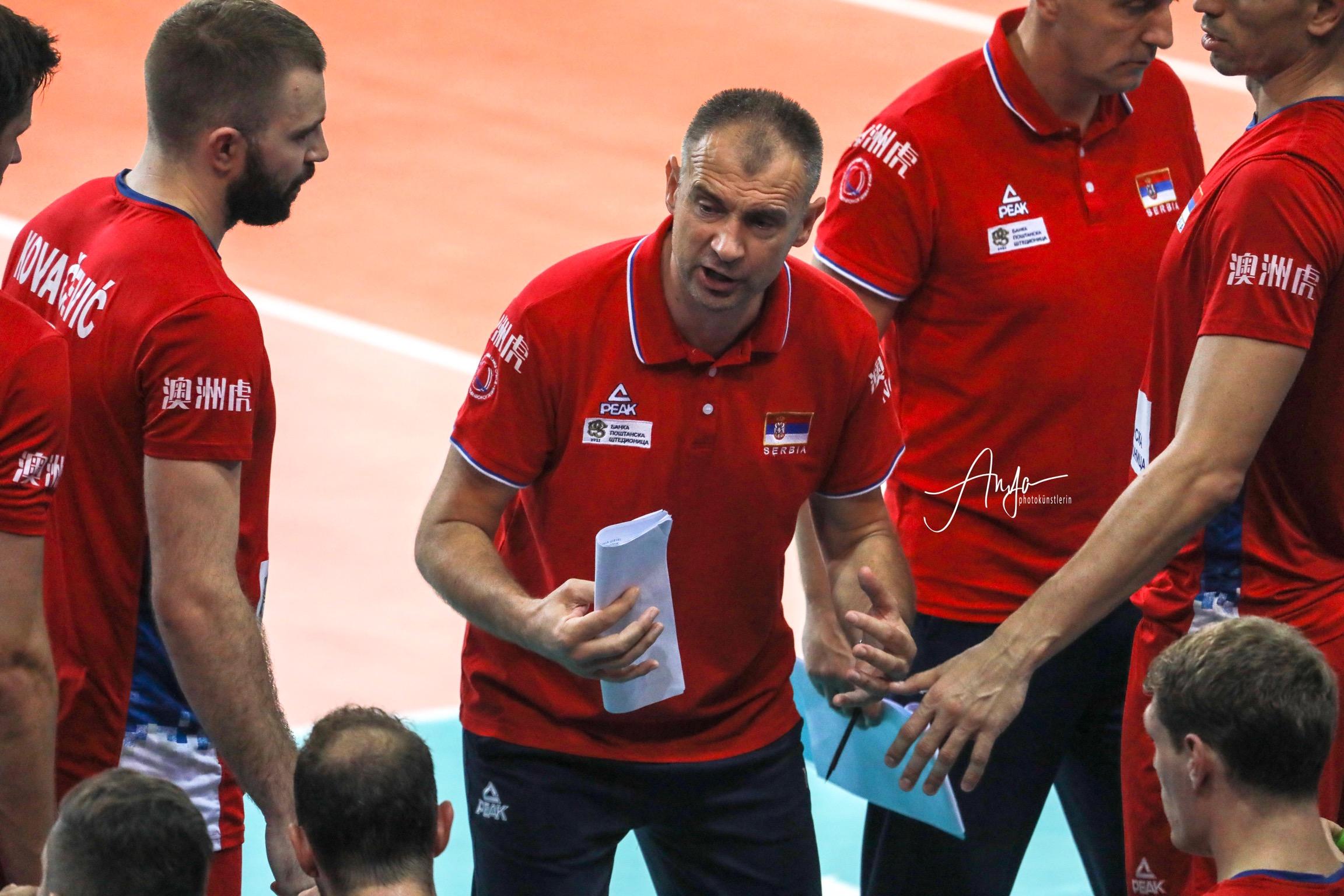 Serbia national team head coach Nikola Grbic to ZAKSA Kędzierzyn-Koźle