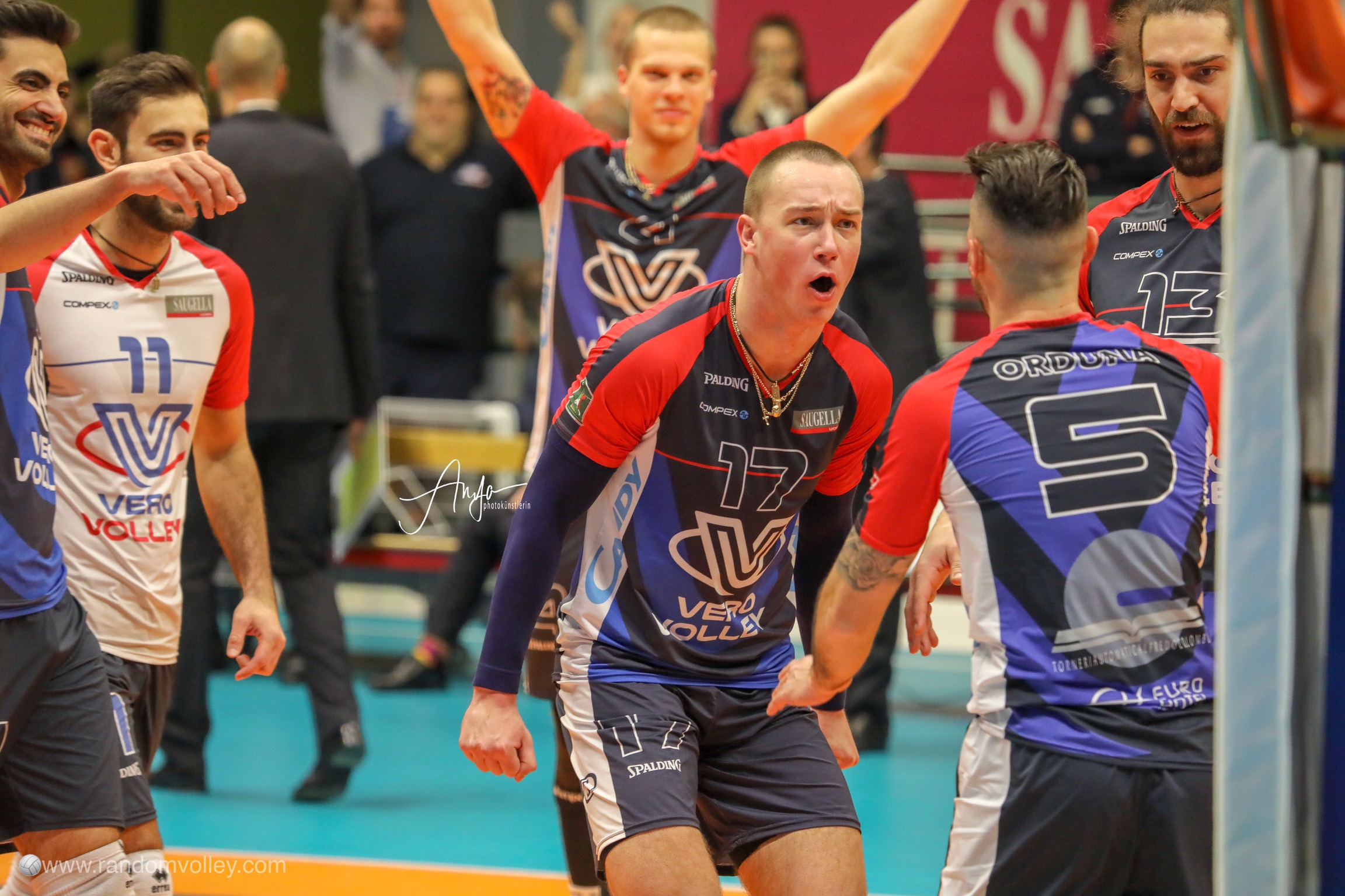 #Confirmations: Oleg Plotnytskyi is staying in Vero Volley Monza!