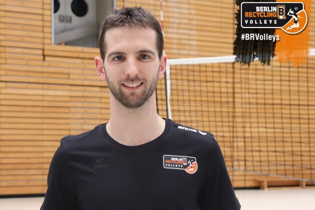 Germany: Nicolas Rossard joins BR Volleys.