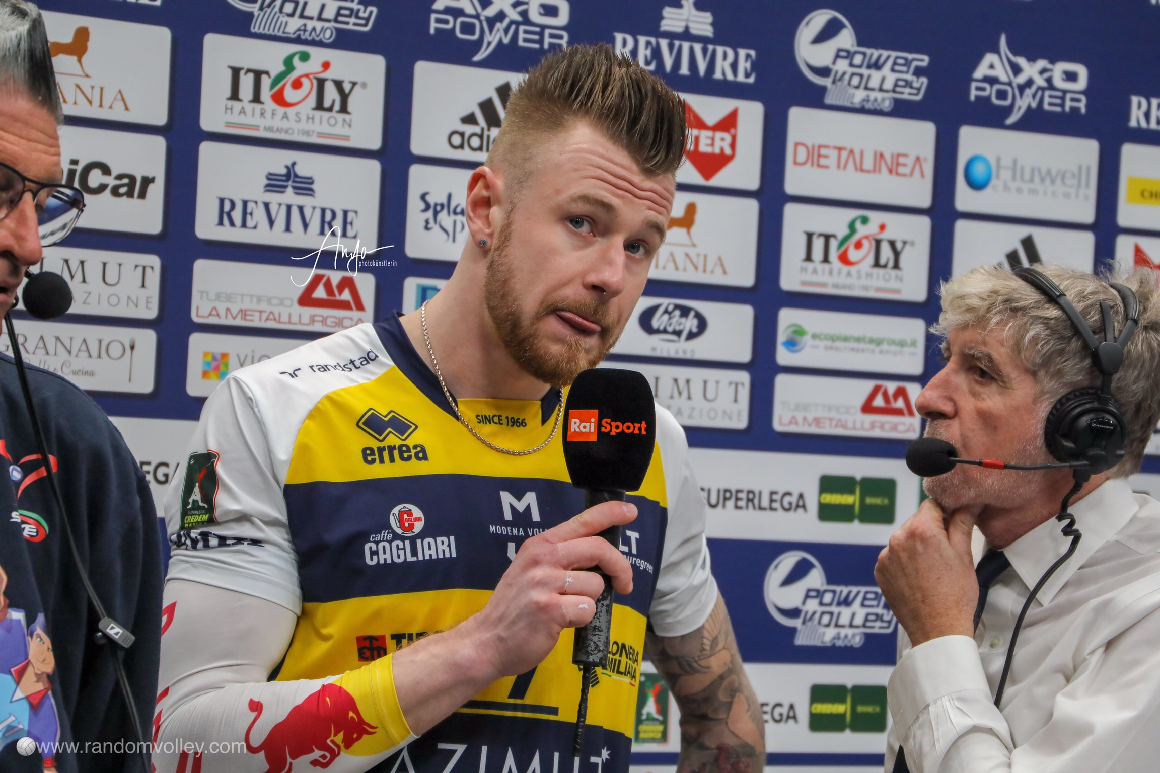 Zaytsev to Lube after 5 years?