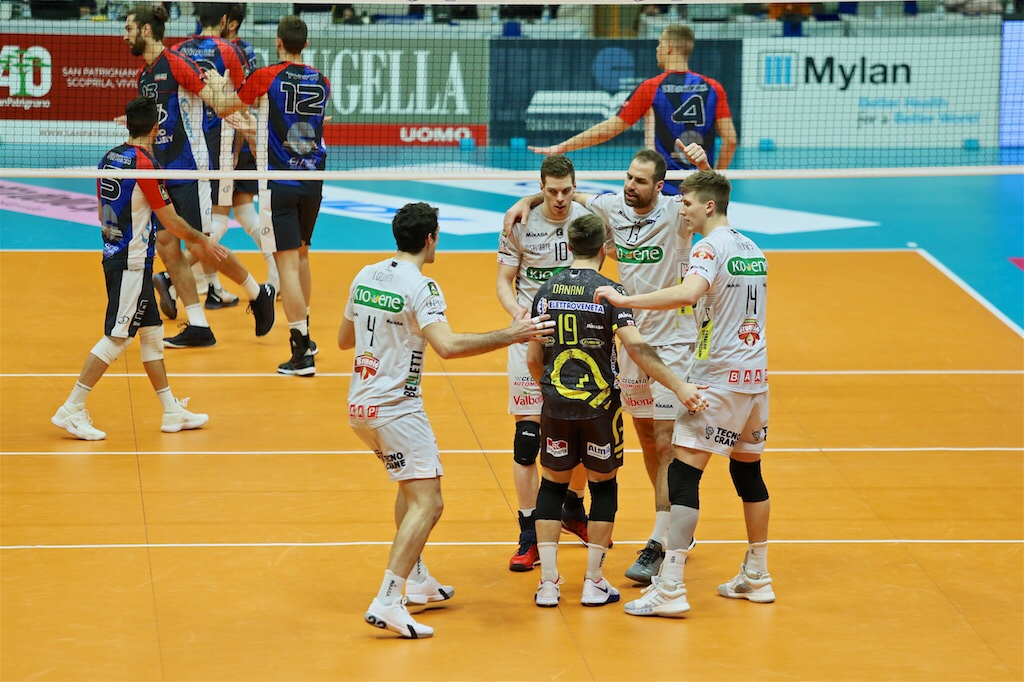 #Superlega: Great victory of Padova in Monza!