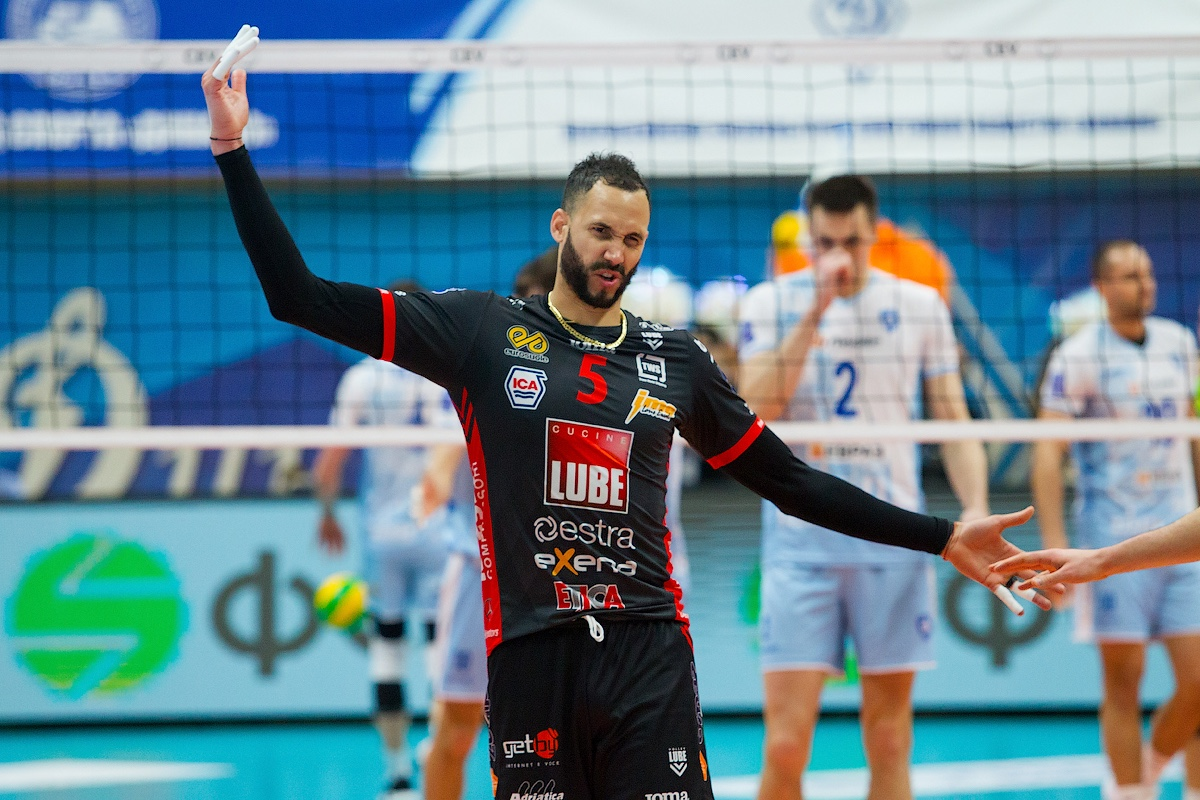 #ChampionsLeague: also Lube Civitanova in Semifinal!