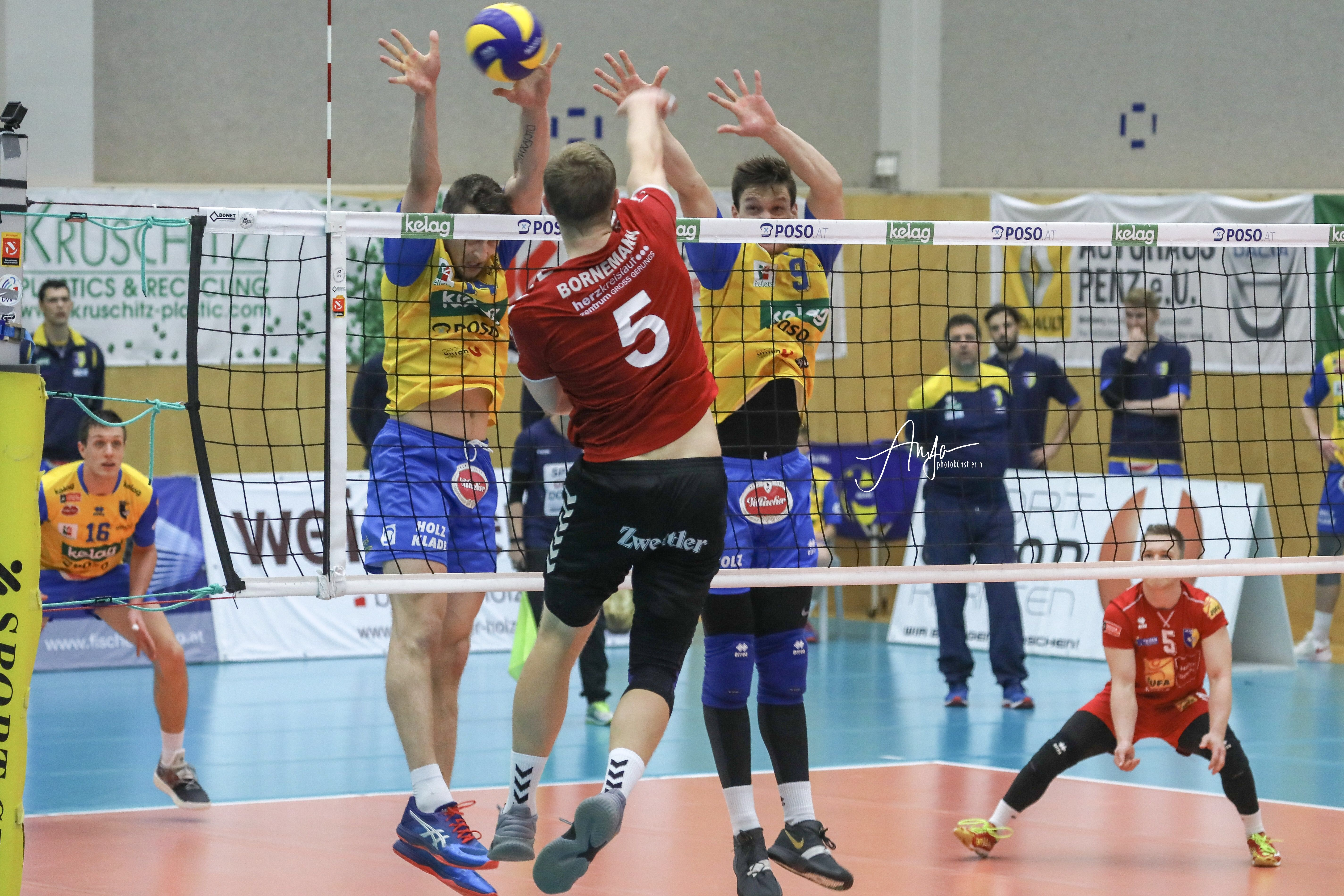 #Austria: Aich/Dob scored its 3rd victory against URW in final serie before the title.