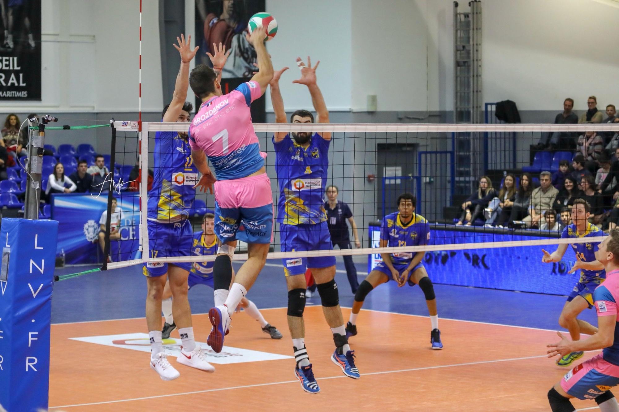 #Italy: Branimir Grozdanov from Sete to Sora