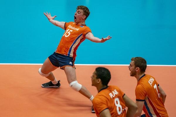 Ned, Golden League Netherlands - Estonia, Hoogeveen